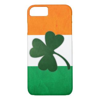 Coque iPhone 7 Shamrock de l'Irlande
