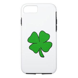 Coque iPhone 7 Shamrock irlandais