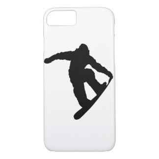 Coque iPhone 7 Silhouette de surfeur