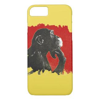 Coque iPhone 7 singe