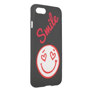 Coque iPhone 7 Smile emoji