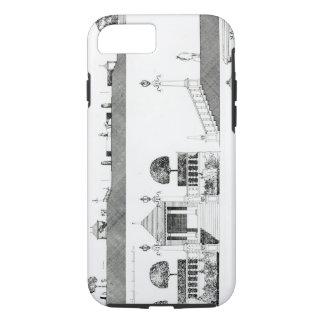 Coque iPhone 7 Southport : Section et détails de terrasse