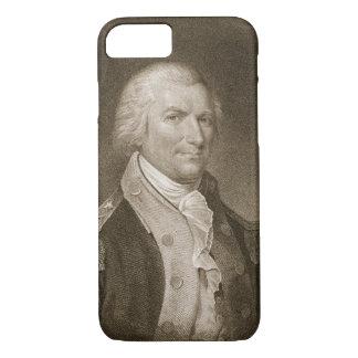 Coque iPhone 7 St principal Clair du Général Arthur, gravé par