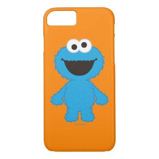 Coque iPhone 7 Style de laine de monstre de biscuit