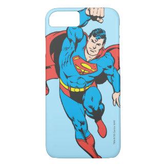 Coque iPhone 7 Superman a laissé le poing augmenté