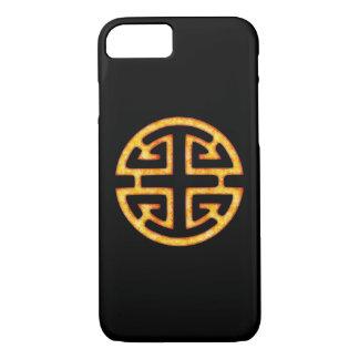 Coque iPhone 7 Symbole chinois de Lu