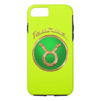 Coque iPhone 7 Taureau | le signe astrologique de Taureau