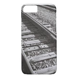 Coque iPhone 7 Téléphone de voies ferrées