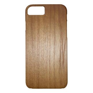 Coque iPhone 7 texture en bois de grain