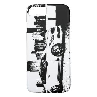 Coque iPhone 7 Tir de côté de coupé d'Infiniti G37