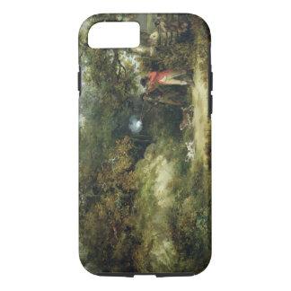 Coque iPhone 7 Tir de faisan (huile sur la toile) 3