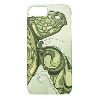 Coque iPhone 7 Tortue de mer - projet animal