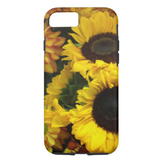 Coque iPhone 7 Tournesols