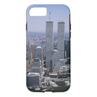Coque iPhone 7 Tours jumelles NYC