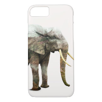 Coque iPhone 7 Transformation d'éléphant