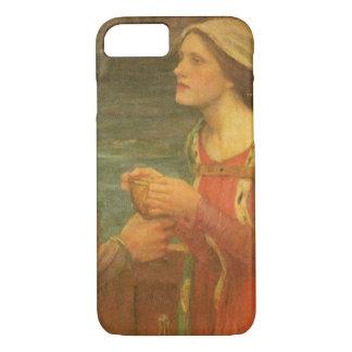 Coque iPhone 7 Tristan et Isolde par le château d'eau, beaux-arts