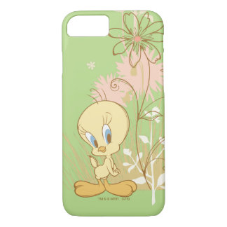 """Coque iPhone 7 Tweety """"se perfectionnent juste ainsi """""""