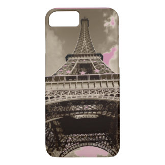 Coque iPhone 7 Un jour nuageux à Paris…