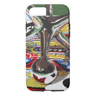 Coque iPhone 7 UNE PAIRE DE CRICS, téléphone/iPad/caisse d'iPod