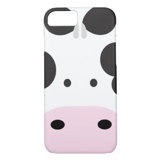 Coque iPhone 7 Vache !