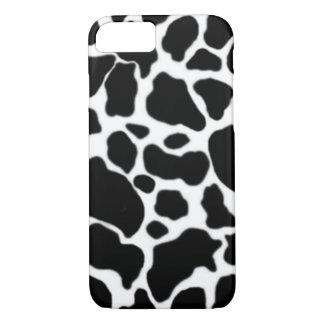 Coque iPhone 7 vache