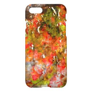 Coque iPhone 7 Vignes en automne