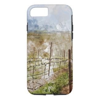 Coque iPhone 7 Vignoble de Napa Valley