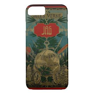 Coque iPhone 7 Voyages extraordinaires de Jules Verne
