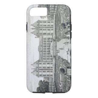 Coque iPhone 7 Vue du château royal du saint Maur du g