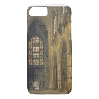 Coque iPhone 7 Vue intérieure d'Abbaye de Westminster regardant