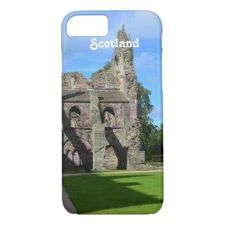 Coque iPhone 7 Vues d'abbaye de Holyrood