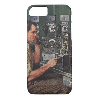 Coque iPhone 8/7 Affaires vintages, dépanneur de téléphone de