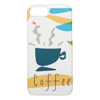 Coque iPhone 8/7 Ah, café !