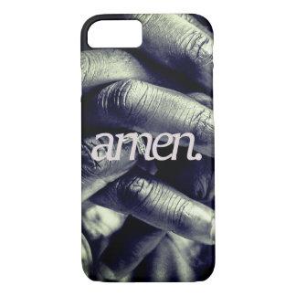 Coque iPhone 8/7 amen. partout copie