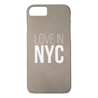 Coque iPhone 8/7 Amour dans NYC