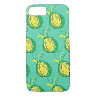 Coque iPhone 8/7 Ananas tropical