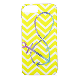Coque iPhone 8/7 Ancre d'infini