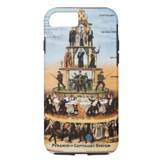 Coque iPhone 8/7 Anti capitaliste