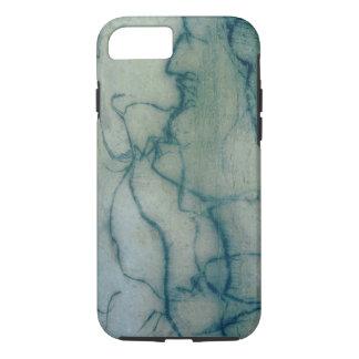 Coque iPhone 8/7 Antilope et bison, Perigordian (peinture de