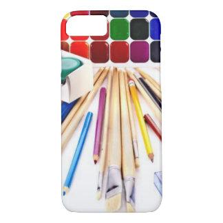 Coque iPhone 8/7 Approvisionnements d'art