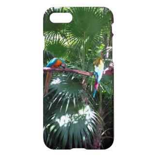 Coque iPhone 8/7 Aras sur le cas de l'iPhone 7 de palmier