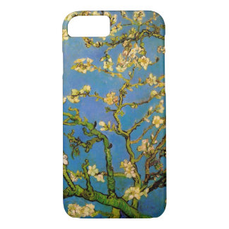 Coque iPhone 8/7 Arbre d'amande de floraison par Van Gogh,