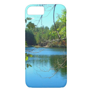 Coque iPhone 8/7 Arbres réfléchis des eaux naturelles