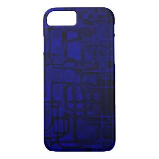 Coque iPhone 8/7 Art rêveur bleu de vision