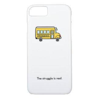 Coque iPhone 8/7 Autobus de lutte