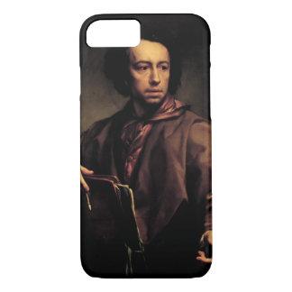Coque iPhone 8/7 Autoportrait, 1773 (huile sur le panneau)
