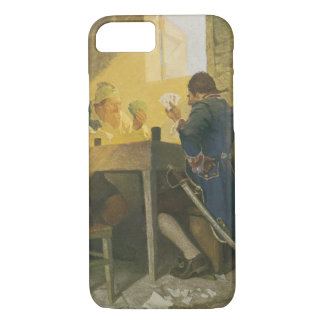 Coque iPhone 8/7 Aux cartes dans la cage de Cluny par OR Wyeth