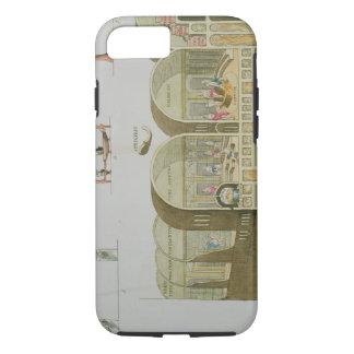 Coque iPhone 8/7 Bains romains, plat 'de l'histoire de la nation
