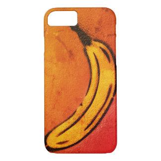 Coque iPhone 8/7 Banane d'art de rue