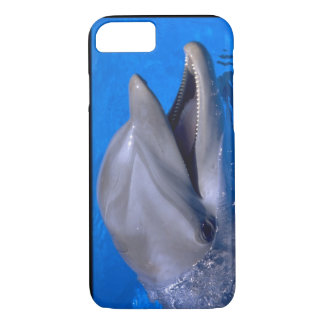 Coque iPhone 8/7 Beau dauphin de cas mignon de l'iPhone 7